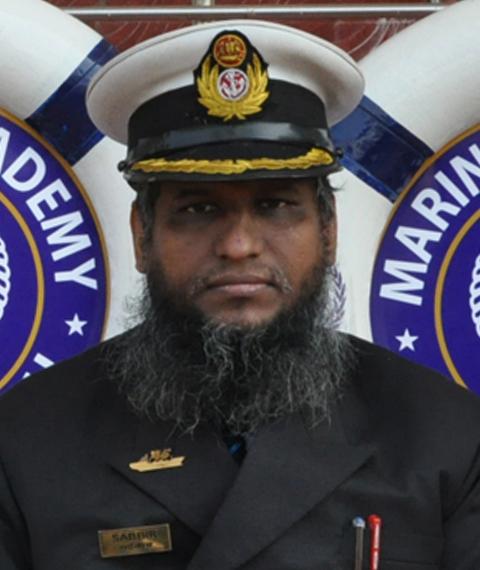 Marine Academy Bangladesh | Officers` List