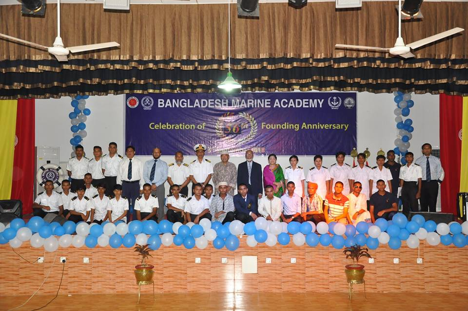 56th Birthday of our Academy celebrated on 3 Sept 2018 (Mess Night)