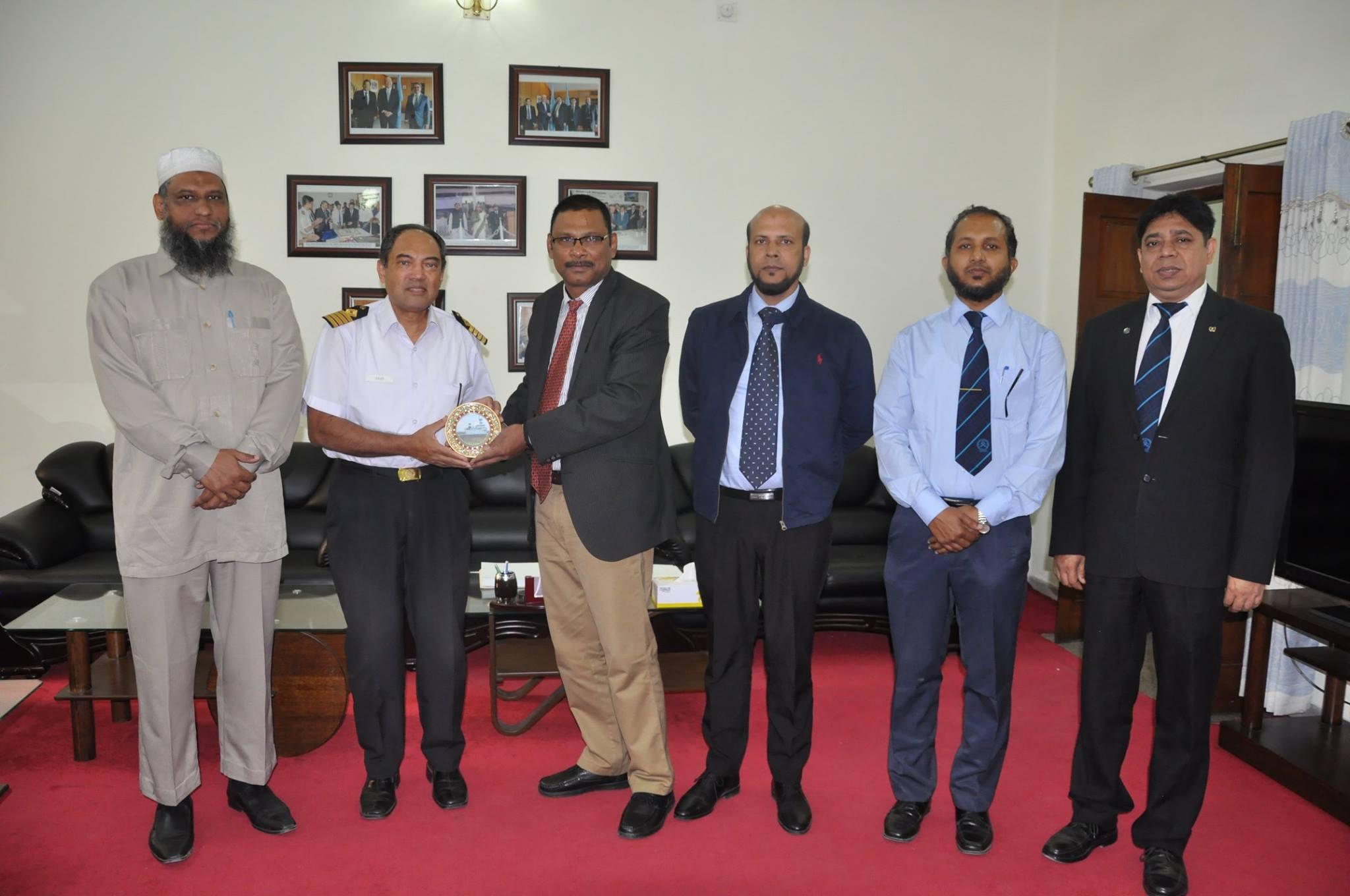 Vice Principal, TMI India visited our Academy on 20 Nov 2018