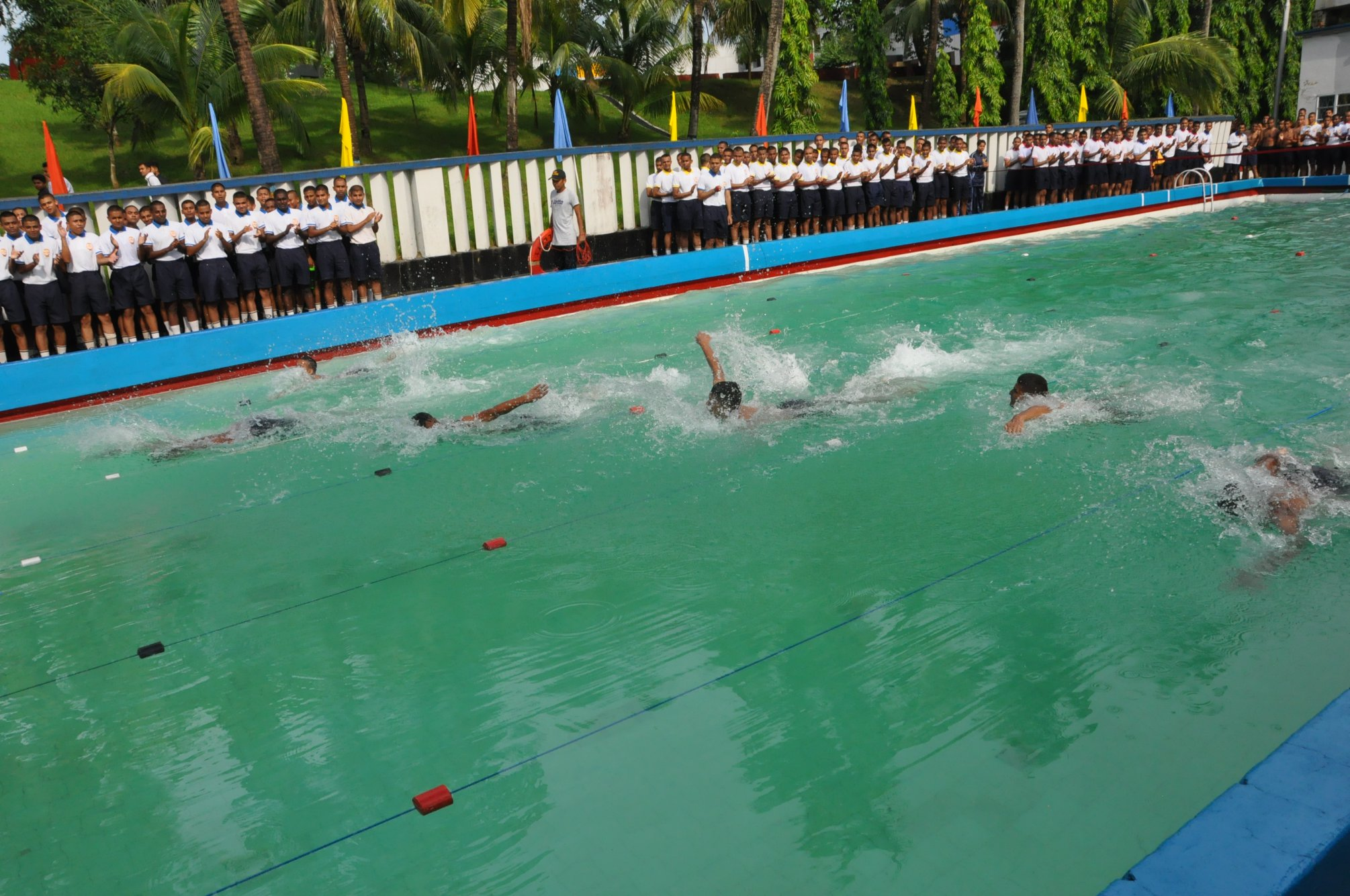 Inter Division Swimming Competition- 2019