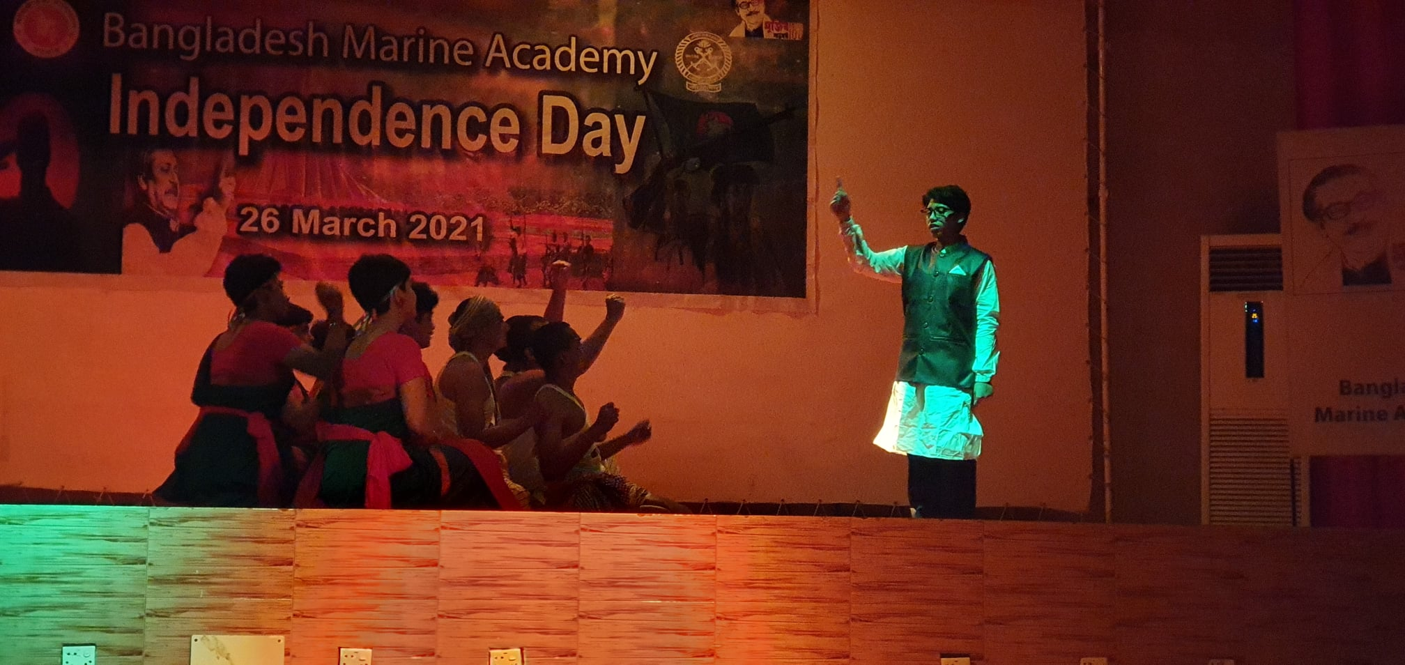 Golden Jubilee Independence Day Celebration at BMA